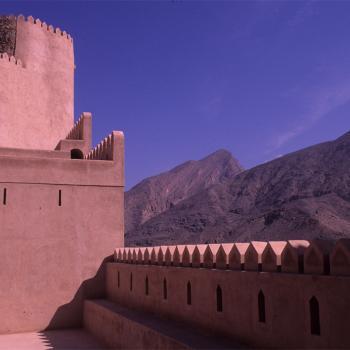 Oman fort