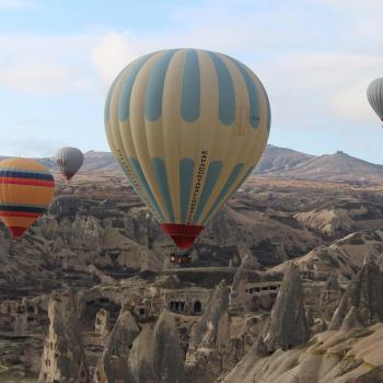 Region of Cappadocia, Turkey