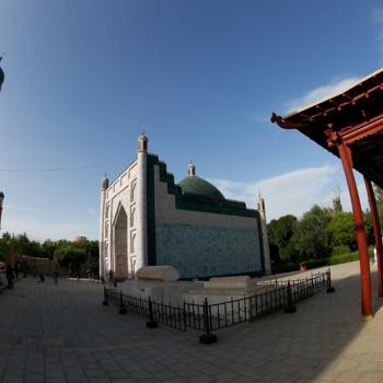 Kumul Khanate Mausoleum