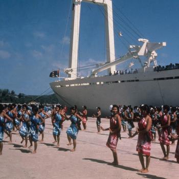 Welcome Ceremoney of UNESCO expedition team in Phuket