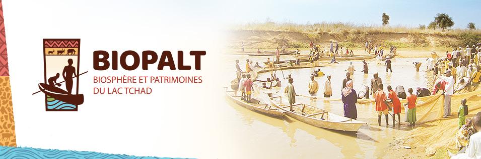 Pêche communautaire sur le lac Tchad - Cameroun