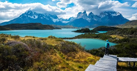 Reserva de Biosfera Torres del Paine, Chile