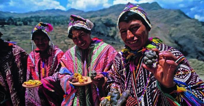 Huscaran biosphere reserve, Peru. © Walter Wust