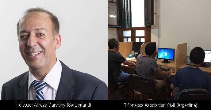 Le Prix UNESCO/Emir Jaber al-Ahmad al-Jaber al-Sabah sera décerné au Professeur Alireza Darvishy (Suisse) et Tiflonexos Asociación Civil (Argentine)